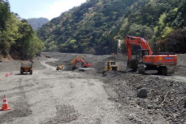 栗平地区 周辺整備工事