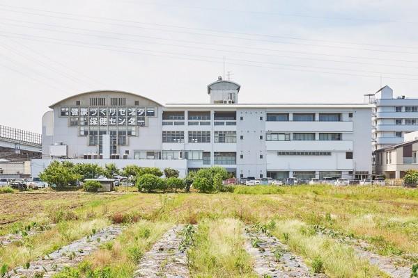奈良県健康づくりセンター建物(本館)外壁等修繕工事