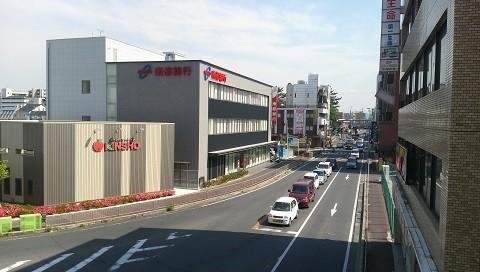 南都銀行高田支店 新築工事