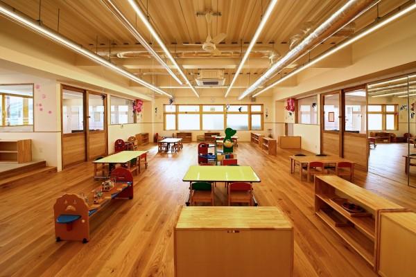 せいか幼稚園保育所棟増築工事