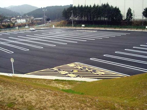 奈良・針トラックステーション新築工事