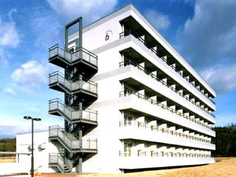 奈良先端大学生宿舎Ⅷ 新営工事