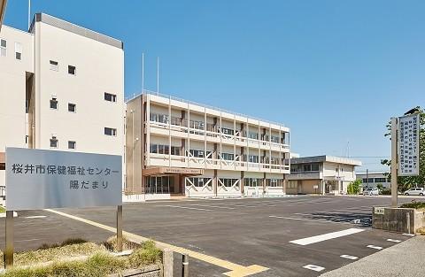 桜井総合庁舎耐震化及び大規模改修工事