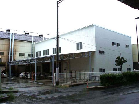 千代田空調機器株式会社 石津第2工場 新築工事