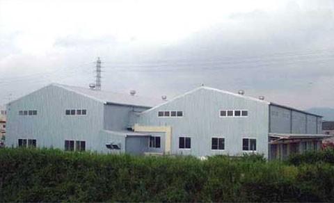 奈交自動車整備工場 建設工事