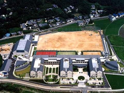 奈良大学付属高等学校 造成工事