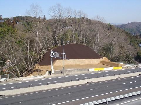国道25号五月橋IC Bランプ 改良工事