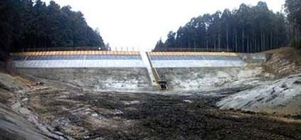 大和平野地区ため池(大谷中池等)改修工事