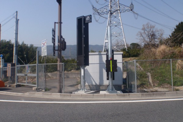 京奈和自動車道付属施設等整備工事
