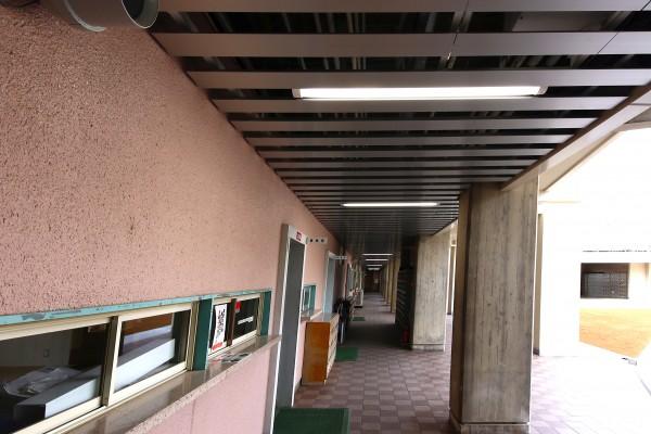 磯城野高校管理教室棟(2)耐震・大規模改修工事